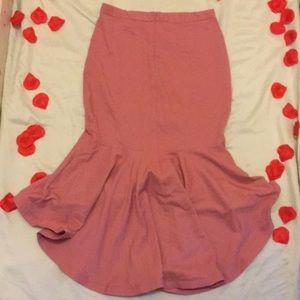 Skirts - Mermaid 🧜♀️ skirt 😍💖 blush pink